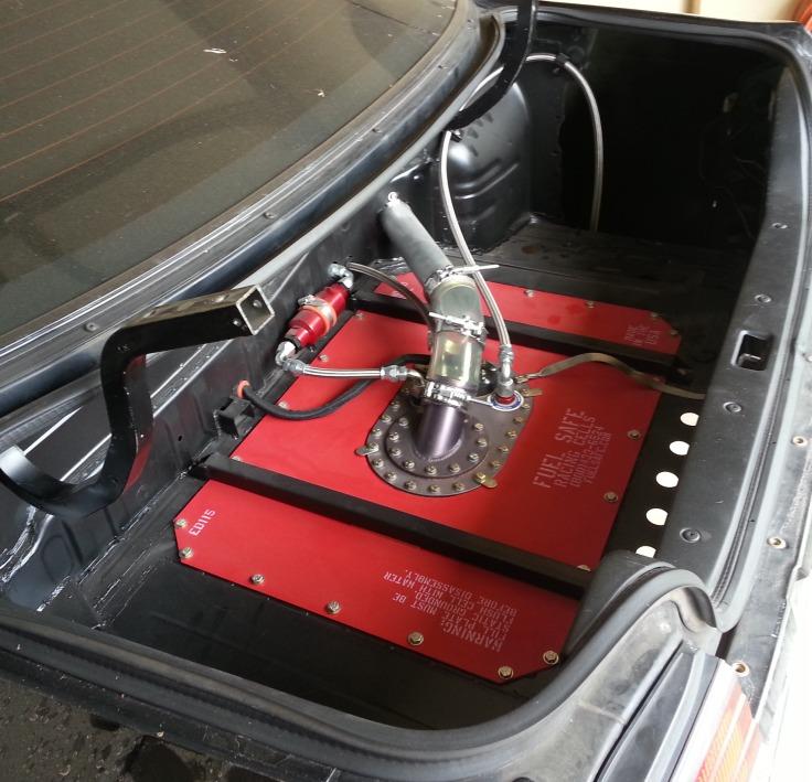Road Race Fuel Cell Setup Pump Filler Gauge Ls1tech