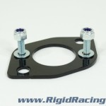 Clutch Master Cylinder Adapter Plate allows small bore wilwood brake master cylinders to be bolted up in S12, S13, S14, S15, Z31 and other Nissan chassis.